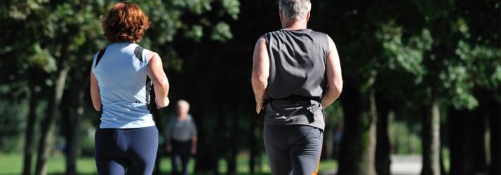 Chiropractic Lexington NC Running