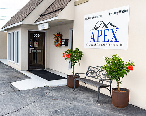 Chiropractic Thomasville NC Office Building