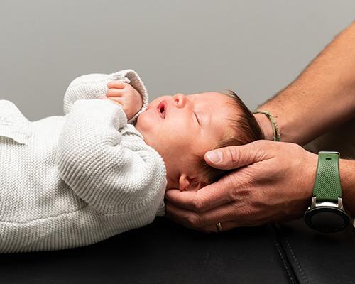 Chiropractor Thomasville NC Patrick Jackson Baby